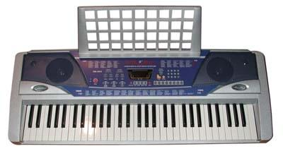Digital Keyboard 61 Key Piano (MK-962) - Science On Supply