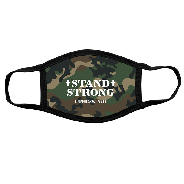 Kerusso Adult Face Mask Stand Strong - Science On Supply