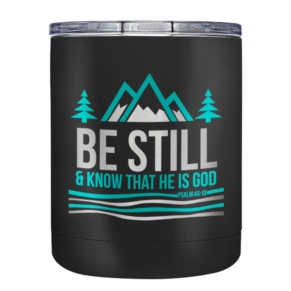 Kerusso Be Still Stainless Steel Mug - Science On Supply