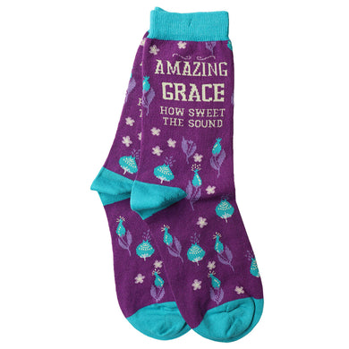 Kerusso Socks Amazing Grace - Science On Supply