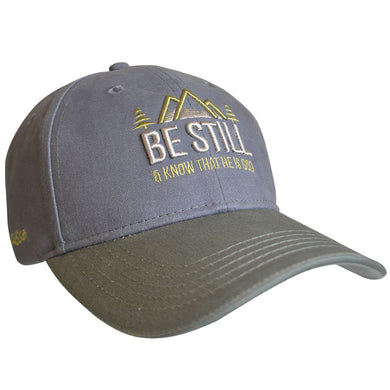 Kerusso Mens Cap Be Still - Science On Supply