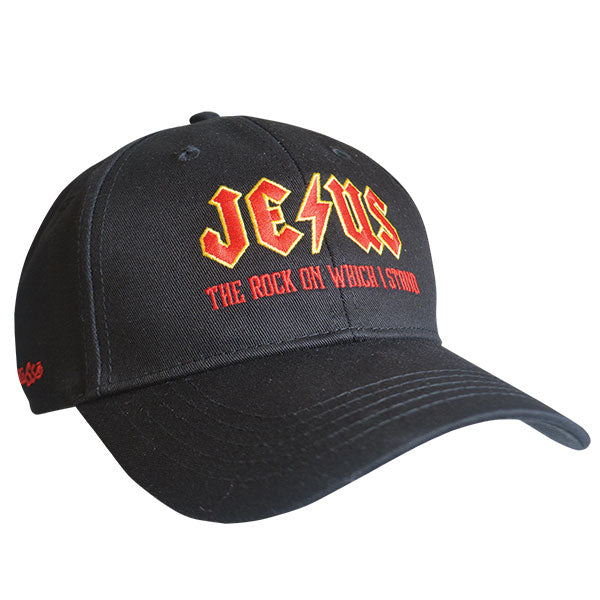 Kerusso® Christian Hat Jesus Rock - Science On Supply
