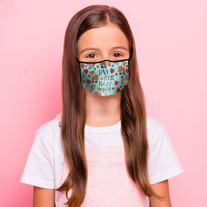 Kerusso Youth Face Mask Horse - Science On Supply