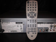Load image into Gallery viewer, Sansui DVD/VCR Combo With Remote ( VRDVD4000 ) - Science On Supply