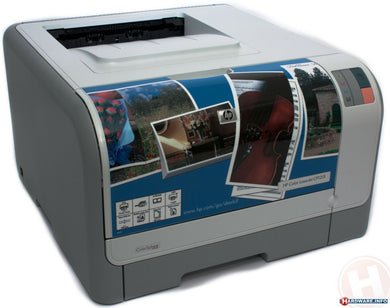 HP Color Laser Jet ( CP1215 ) ~Pre-Owned~ Over 1000 Pages Remaining In Ink - Science On Supply