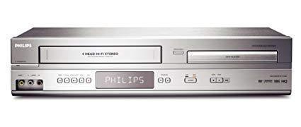 Philips DVD/VCR Combo (DVP3345V) W/Factory Remote & Manual ~Clean~ - Science On Supply