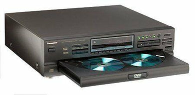 Panasonic 5 Disc DVD Player/Changer ( Dvd-C220 ) - Science On Supply