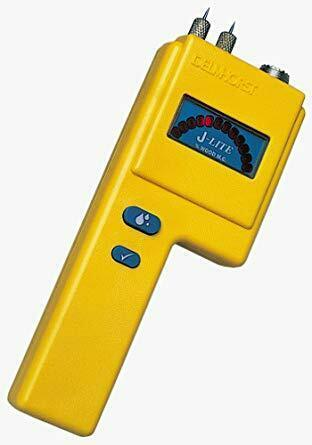 Delmhorst J-LITE 6% to 30% Pin LED Wood Moisture Meter - Science On Supply