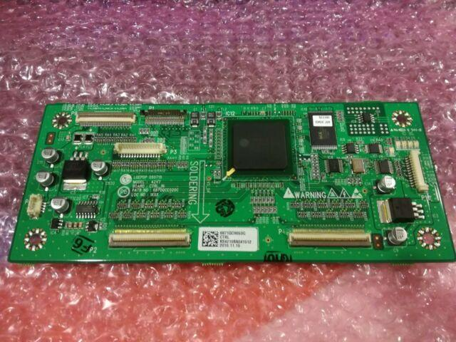 Zenith z42px2d CTRL T-Con Board (6871Qch053G) - Science On Supply