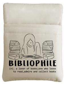 Bibliophile Book Sleeve