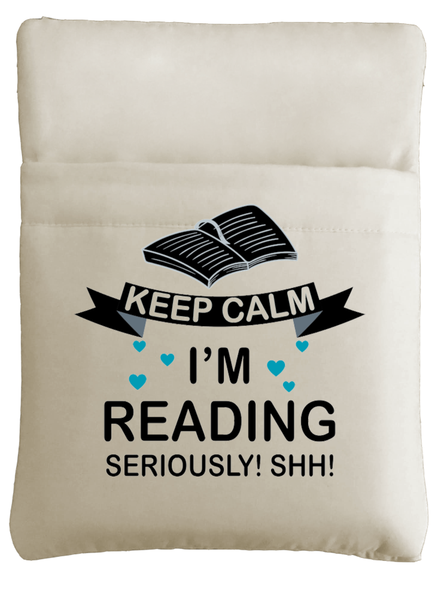 Keep Calm I'm Reading Book Sleeve