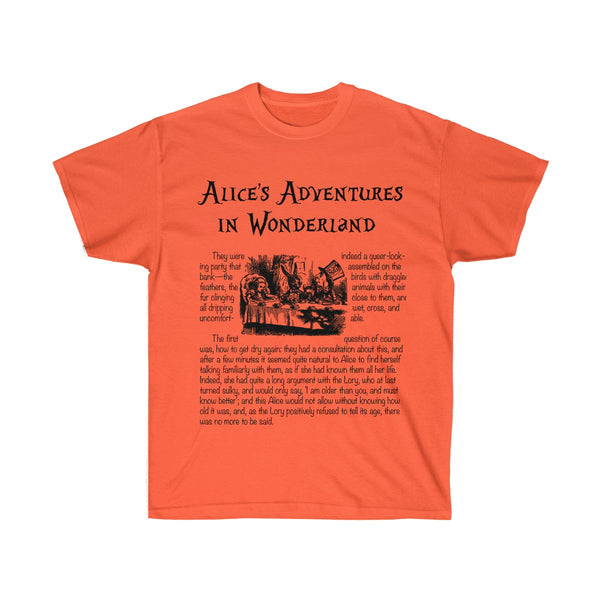 Alice's Adventures In Wonderland T-Shirt