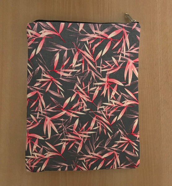 Complete Sets of Blue And Red Bamboo Book Sleeve - 100% Cotton Fabric