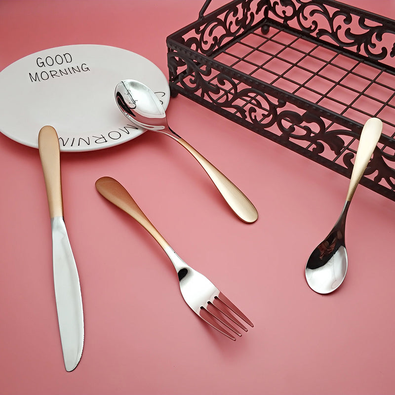 Golden Accents Cutlery Sets