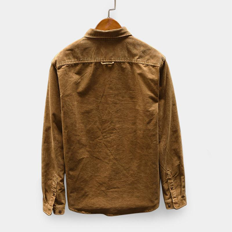 Ultimate Corduroy Shirt