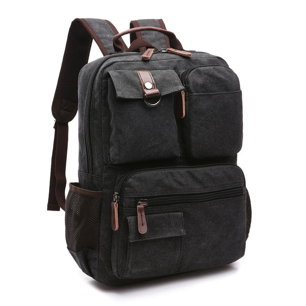 Adventure Canvas backpack