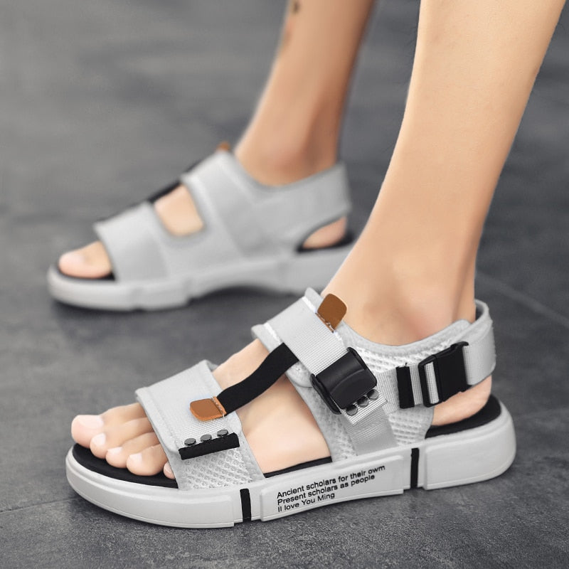 Sporty Savage Sandals
