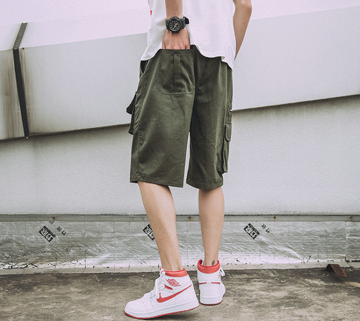Dreamers Zipped Shorts