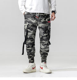 MILITARY SLIM FIT JOGGERS