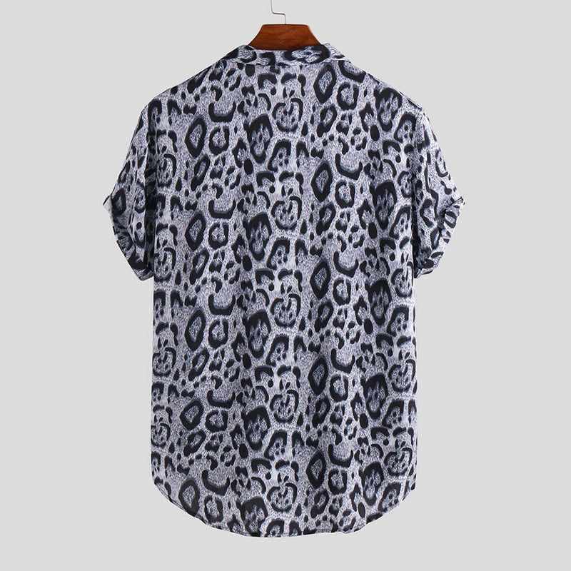 California Leopard print Shirt