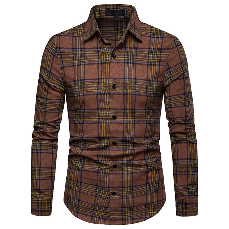 Plaid Alberta 56 Shirt