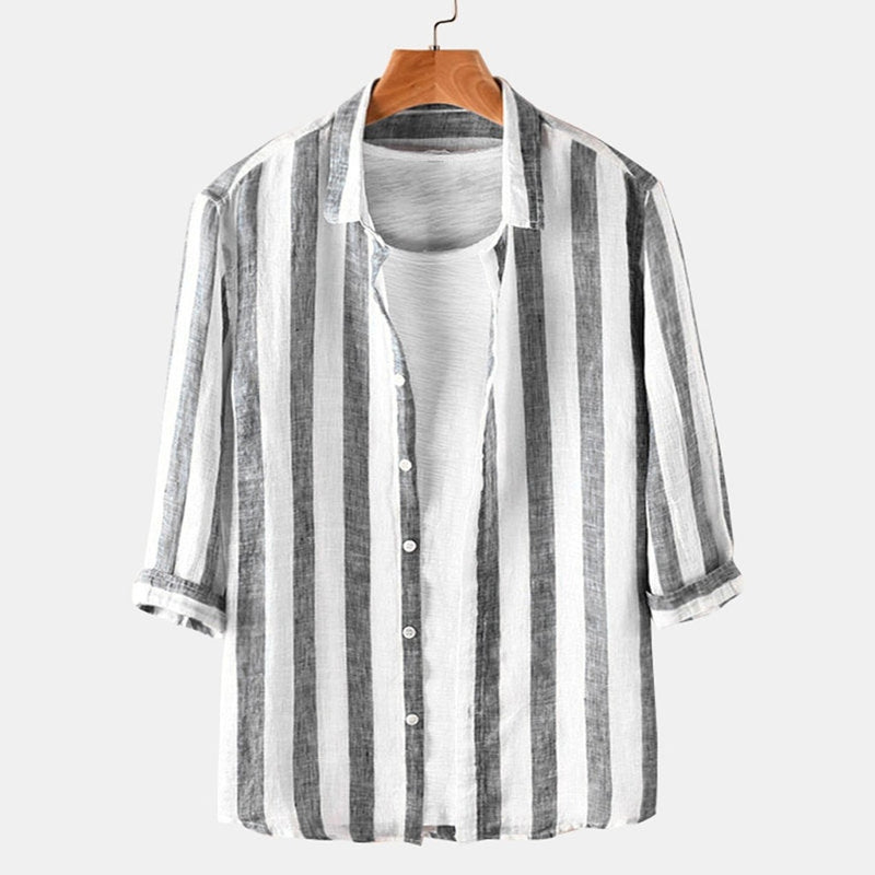 Venetian Striped Shirt