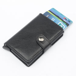 Slim Travel Wallet