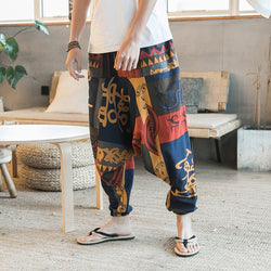 INCERUN SWEET BOHEMIAN PANTS