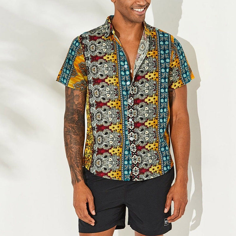 Bahamian fashion style Shirt
