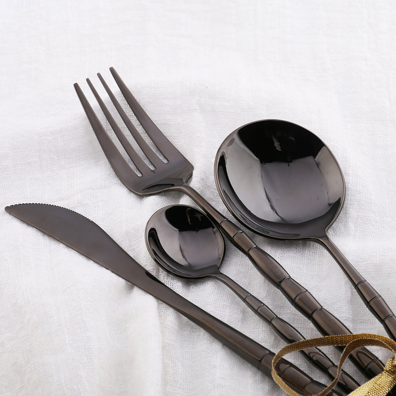 Black Swan Cutlery Sets