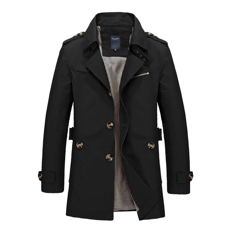 England Trench Coat