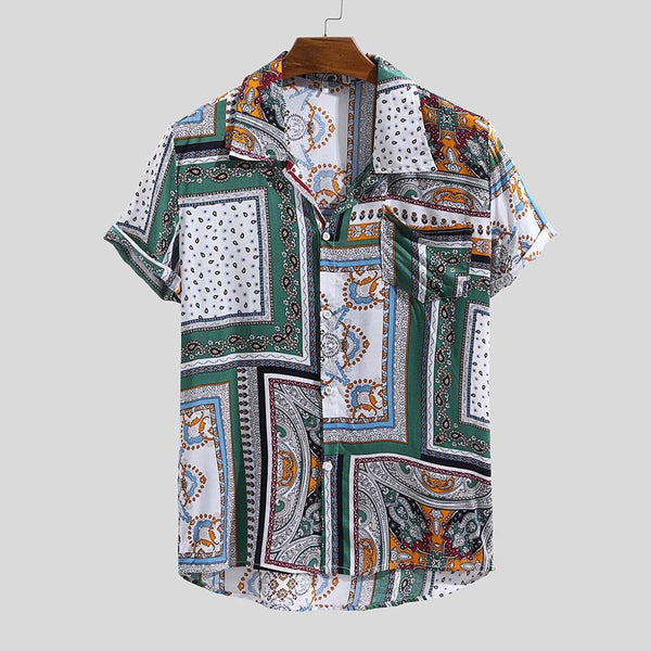 Bartolo Short Sleeve Shirt