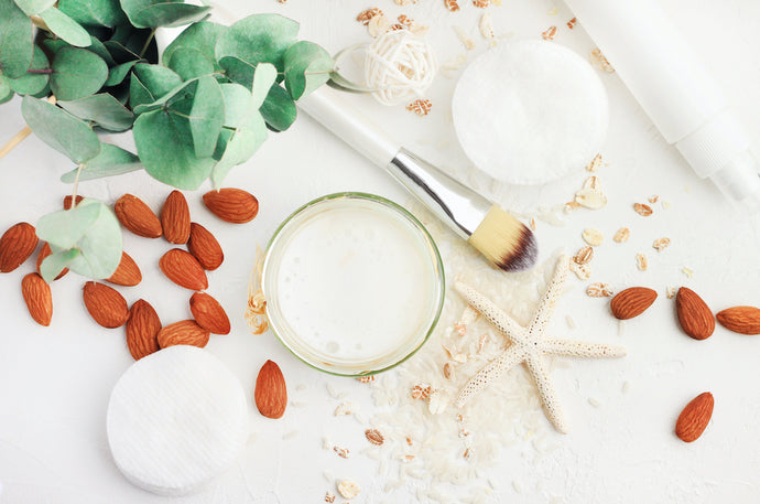Almond Flour Beauty Mask