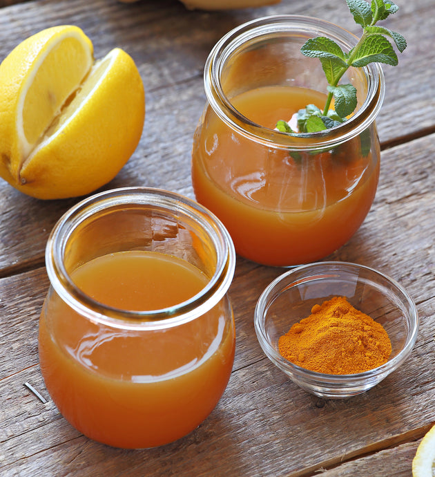 Turmeric & Maca Root Power Shots