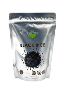 Organic Chinese Black Rice – High in anthocyanin antioxidants