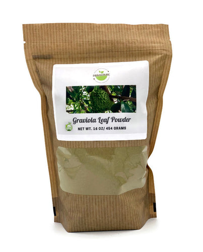 Graviola Leaf Powder - 1 pound