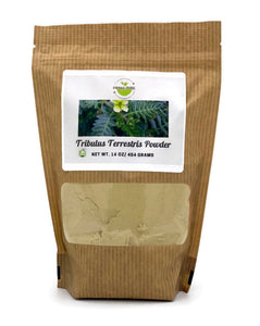 Pure Organic Tribulus terrestris Powder
