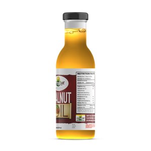 Organic Walnut Oil - Extra Virgin & Source of Essentials Fatty Acid