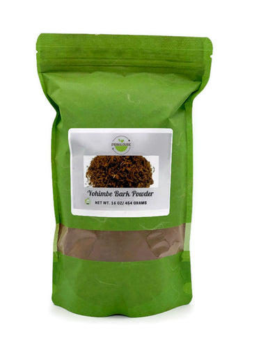 Natural Yohimbe bark Powder - 1 pound