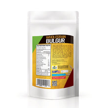 Load image into Gallery viewer, Bulgur Grain - Organic source of low-fat protein