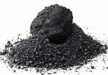 Organic Activated Charcoal Powder Green Hills