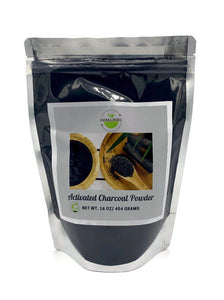 100% Organic Activated Charcoal Powder