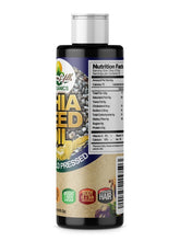 Load image into Gallery viewer, Organic Chia Seed Oil - 16 fl oz High Omega-3 essential fatty acids