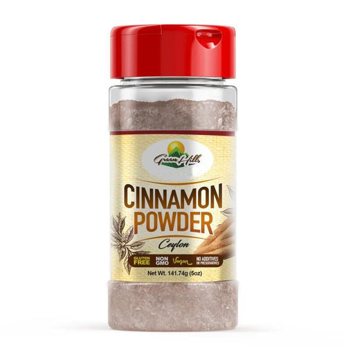 Organic Ceylon Cinnamon Powder - (141.74g) 5 oz