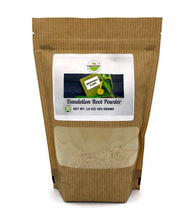 Load image into Gallery viewer, Organic Dandelion Root Powder - Rich in antioxidants 1LB