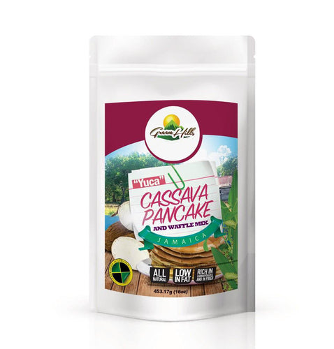 Jamaica Cassava Pancake Powder - 16oz