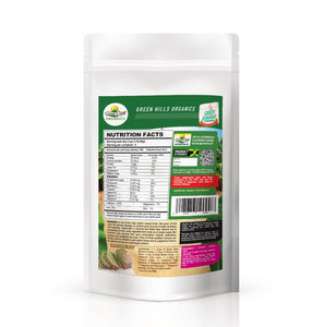 Organic Gluten Free Green Banana Powder - 16oz  With anti-oxidants & vitamins