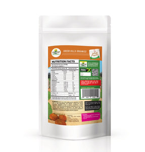 Jamaica Pumpkin Powder - 16oz