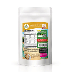 Organic Gluten Free Yellow Yam Powder- 16oz