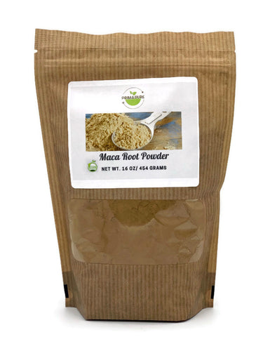 Organic Maca Root Powder - 1 pound Naturally Gluten Free